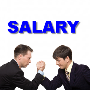 Arm Wrestling Over Salary