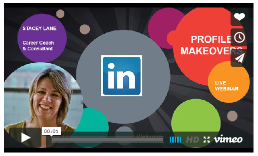 LinkedIn Webinar with Stacey Lane