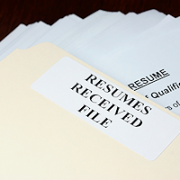 Get your resume to the top of the pile
