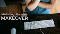 Marketing Materials Makeover for Your Career