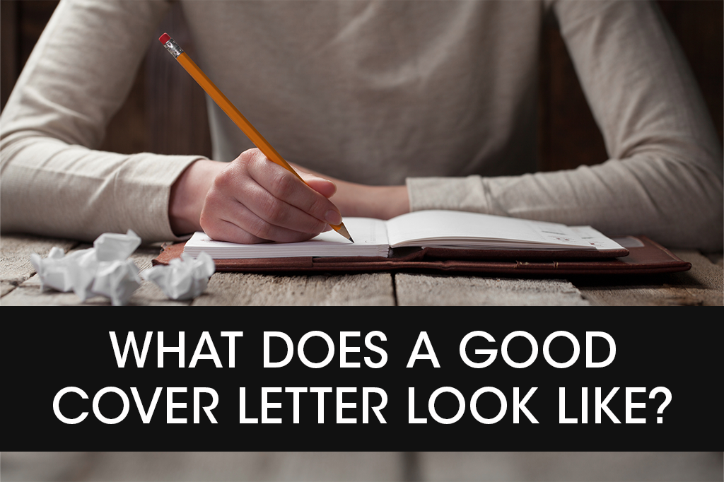 What Does a Good Cover Letter Look Like? | Stacey Lane | Career ...
