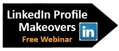 Free Webinar on LinkedIn